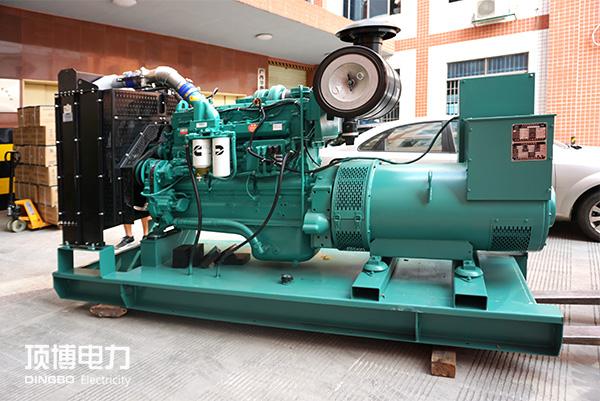 广西湘桂房地产开发投资有限公司成功签订一台550kw重庆康